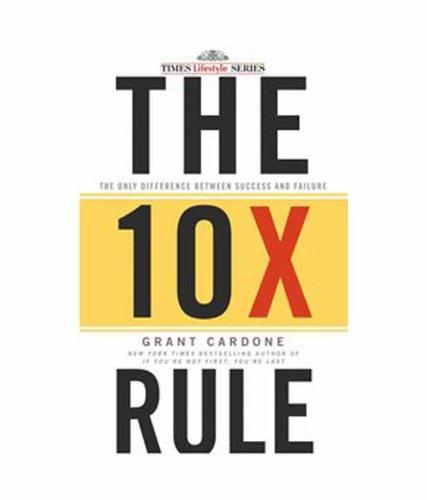 חוק הפי 10 (The 10x Rule)